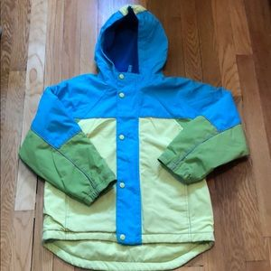 Hanna Andersson snow jacket size 10 (140)